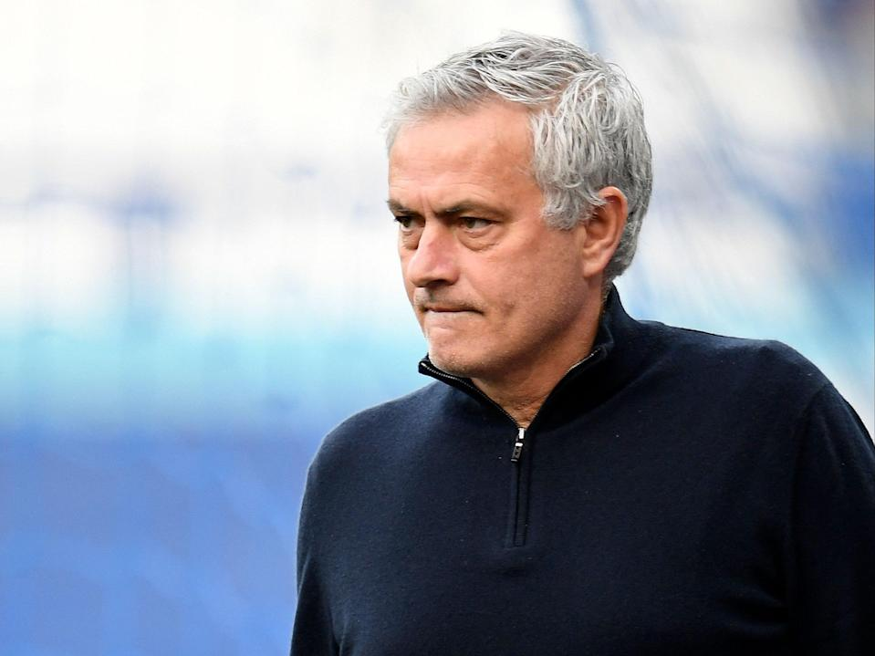 Jose Mourinho has agreed a deal to join Roma from next season (Getty)
