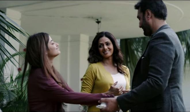 Sridevi, Hindi movie Mom, Sajal Ali, Adnan Siddiqui