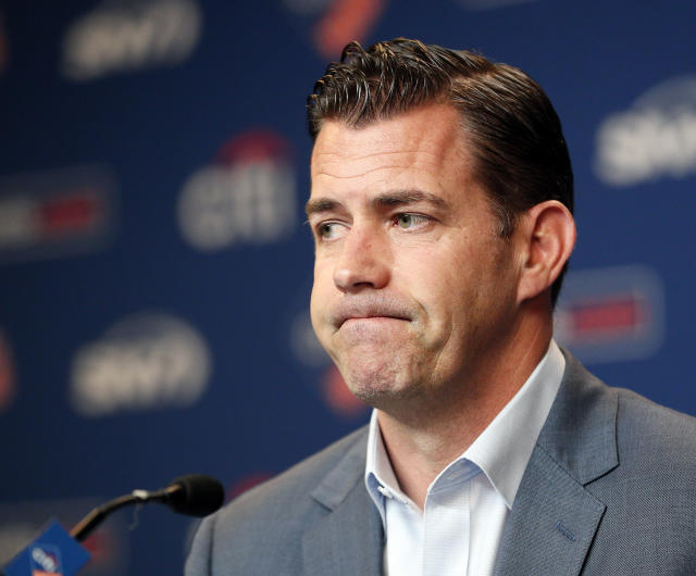 "<a class=""link rapid-noclick-resp"" href=""/mlb/teams/ny-mets/"" data-ylk=""slk:Mets"">Mets</a> GM Brodie Van Wagenen is going to find his job is even tougher the second time around"