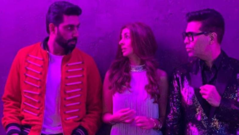 Koffee With Karan 6: Abhishek Bachchan and Sister Shweta are Karan Johar's Next Guests on the Show