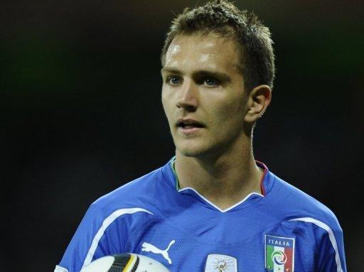 Criscito was handed a notice of indictment in a dawn raid by Italian police on Monday