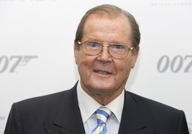Sir Roger Moore Names Sean Connery And Daniel Craig As The