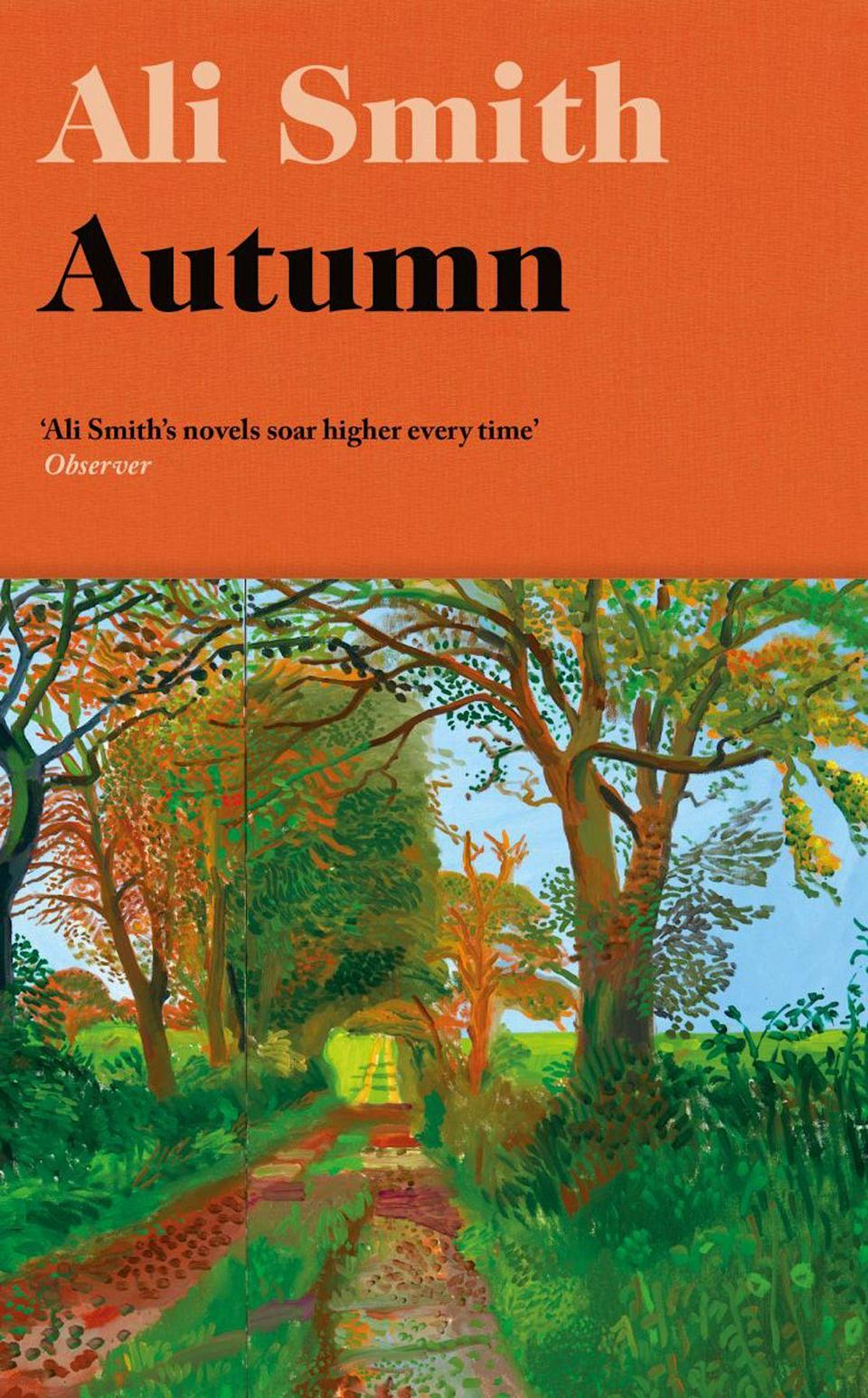 """<p><em><strong>Autumn</strong></em></p><p>By Ali Smith</p><p>Described as the first """"post-Brexit novel"""", the peerless Ali Smith may have written her latest work extraordinarily quickly but you'd never know it. <em>Autumn</em> is set in a divided Britain after a <a href=""""http://www.refinery29.uk/brexit-voting-analysis"""" rel=""""nofollow noopener"""" target=""""_blank"""" data-ylk=""""slk:politically historic summer"""" class=""""link rapid-noclick-resp"""">politically historic summer</a> and asks the question: in a world where borders and walls (cc: President-elect Trump) are springing up all over the place, what do richness and worth really mean today? <em>Autumn</em> is the first of a seasonal quartet of books so we can expect another bountiful harvest from Smith soon.</p>"""
