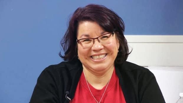 Pictou Landing First Nation Chief Andrea Paul is seeking the Liberal nomination for Pictou East. (CBC - image credit)