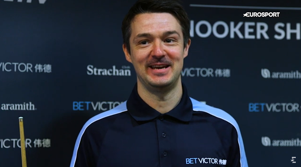Michael Holt is looking to defend his Snooker Shoot Out crown