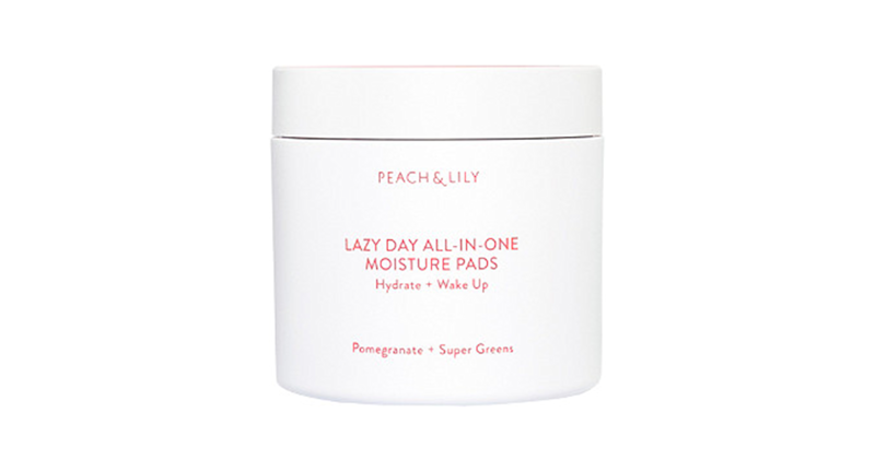 Peach & Lily Lazy Days All in One Moisture Pad (Credit: Ulta Beauty)