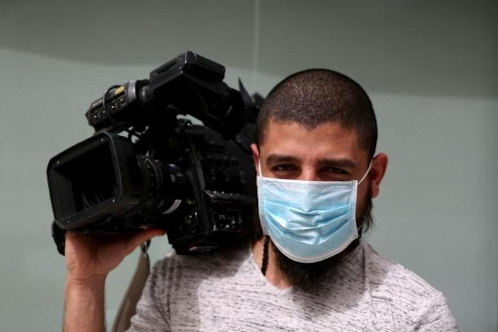 The virus pandemic is 'amplifying' the crises already casting a shadow on press freedom, Reporters Without Borders (RSF) said in its annual rankings (AFP Photo/PATRICK BAZ)