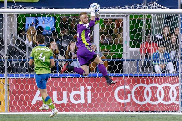 Major League Soccer has a couple significant advantages in stemming the impact of the coronavirus suspension. (Jennifer Buchanan-USA TODAY Sports)