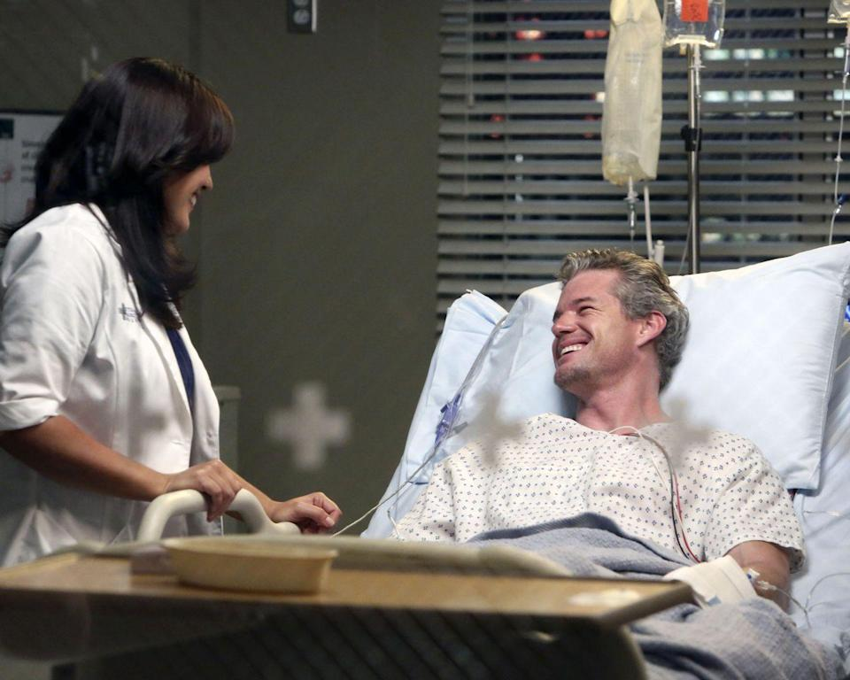 <p>Mark Sloan went through a lot of character growth during his seven seasons on <em>Grey's Anatomy</em>, and was solidly a fan favorite when Dane left the series for good in season 9. </p>