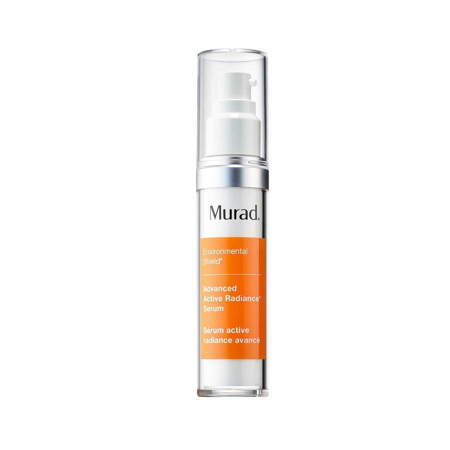 "<p>Dr. Rabech recommends including an antioxidant-based serum with ingredients like ferulic acid, and vitamin C and E for your morning routine. ""These serums actively protect your skin during the day from pollution, smoke and free radicals generated from sunlight,"" she explains. </p> <p>Murad's serum includes vitamin C to boost collagen and improve clarity, plus ectoin and green tea extracts to counteract environmental damage from UV exposure. </p>"