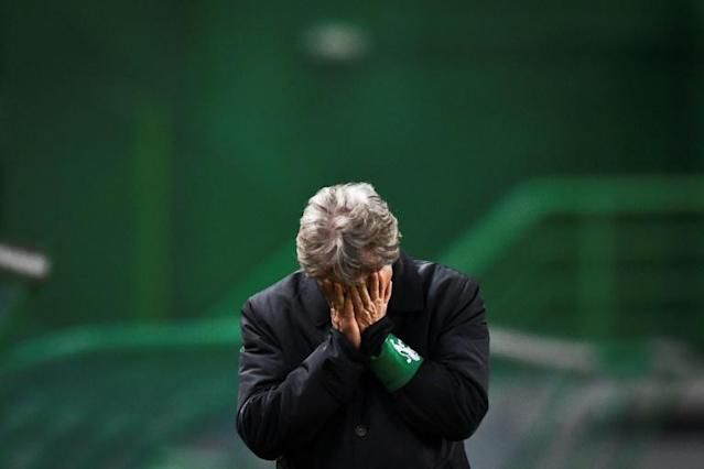 Jorge Jesus has secured his release after a difficult and violent end to the season with Sporting Lisbon