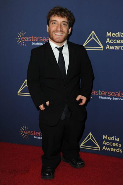 BEVERLY HILLS, CA - NOVEMBER 14: Nic Novicki attends the 40th Annual Media Access Awards In Partnership With Easterseals at The Beverly Hilton Hotel on November 14, 2019 in Beverly Hills, California. (Photo by Joshua Blanchard/Getty Images for Media Access Awards )