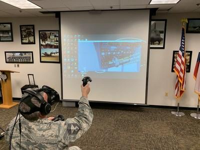 VINCI's simulations will enable airmen to train in virtual simulations when there are aircraft shortages.