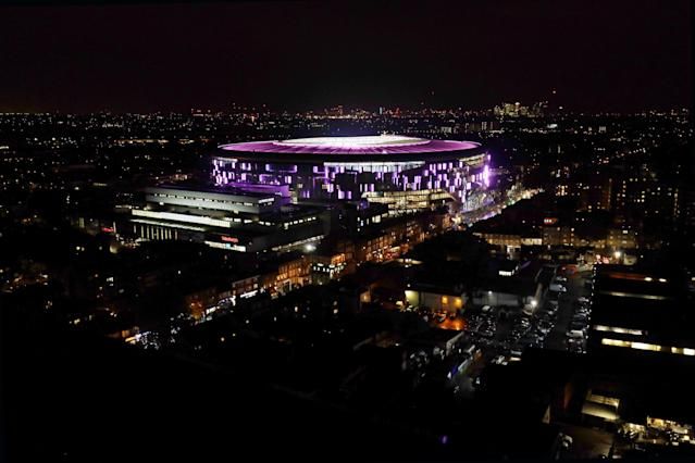 The Tottenham Hotspur Stadium (Credit: Getty Images)