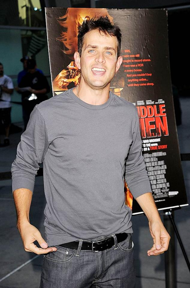 "December 31: Joey McIntyre turns 38 Jason Merritt/<a href=""http://www.gettyimages.com/"" target=""new"">GettyImages.com</a> - August 5, 2010"
