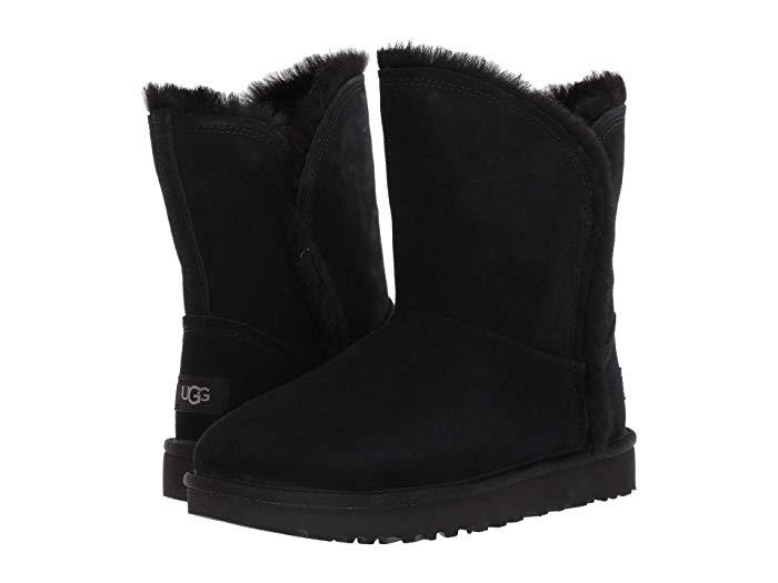 Ugg Classic Short Fluff High-Low (Credit: Zappos)
