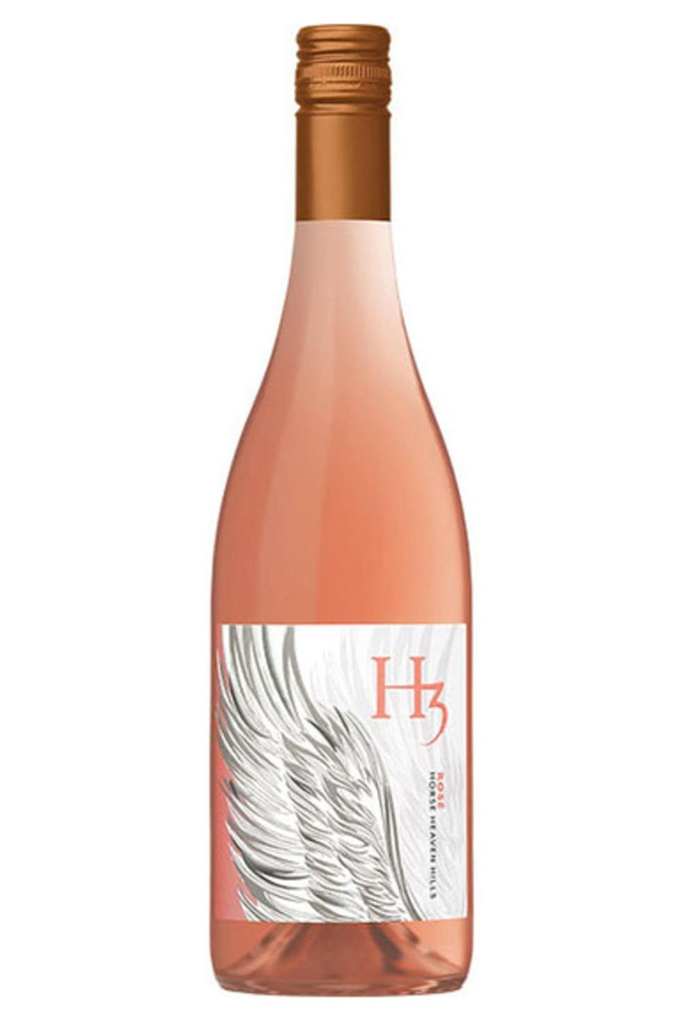 """<p><strong>wine enthusiast</strong></p><p>wine.com</p><p><strong>$17.99</strong></p><p><a href=""""https://go.redirectingat.com?id=74968X1596630&url=https%3A%2F%2Fwww.wine.com%2Fproduct%2Fcolumbia-crest-h3-rose-2019%2F742507&sref=https%3A%2F%2Fwww.townandcountrymag.com%2Fleisure%2Fdrinks%2Fnews%2Fg1319%2Fbest-rose-brands%2F"""" rel=""""nofollow noopener"""" target=""""_blank"""" data-ylk=""""slk:Shop Now"""" class=""""link rapid-noclick-resp"""">Shop Now</a></p><p>Floral notes of stonefruit and melon make this syrah and cabernet-based rosé a natural pairing for light summer fare like seafood and pasta. </p>"""