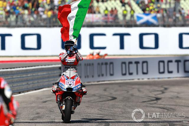 """6. Andrea Dovizioso <span class=""""copyright"""">Gold and Goose / Motorsport Images</span>"""