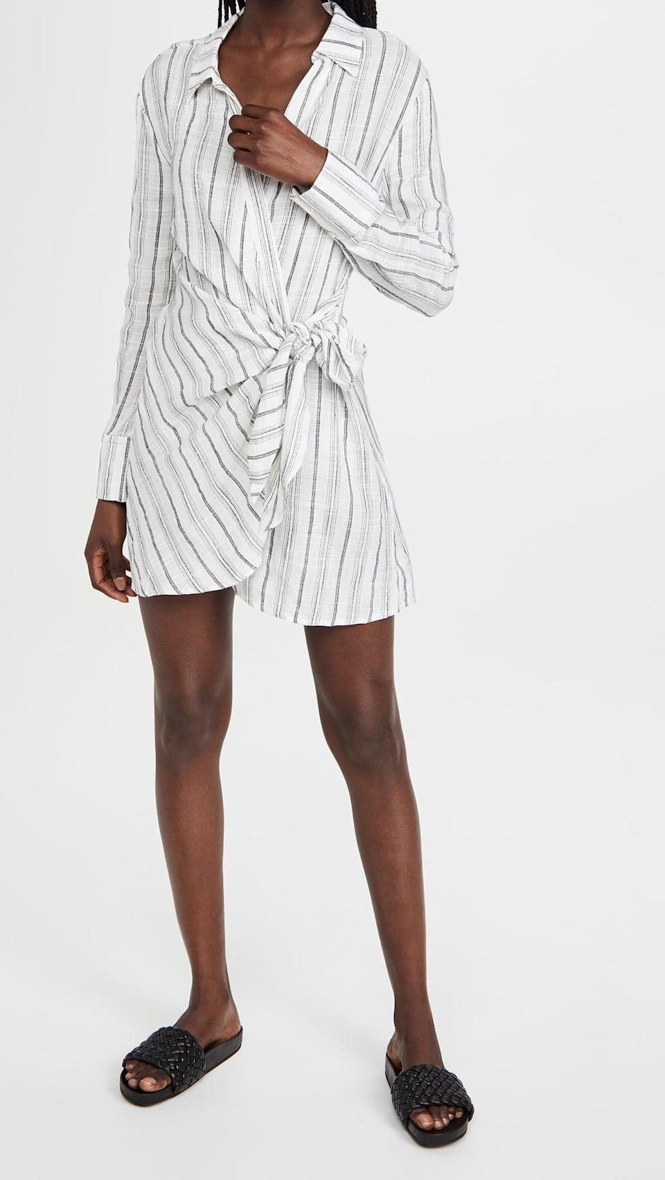 <p>This <span>L*Space Daydream Tunic</span> ($132) will look just as good at a brunch party as the beach.</p>