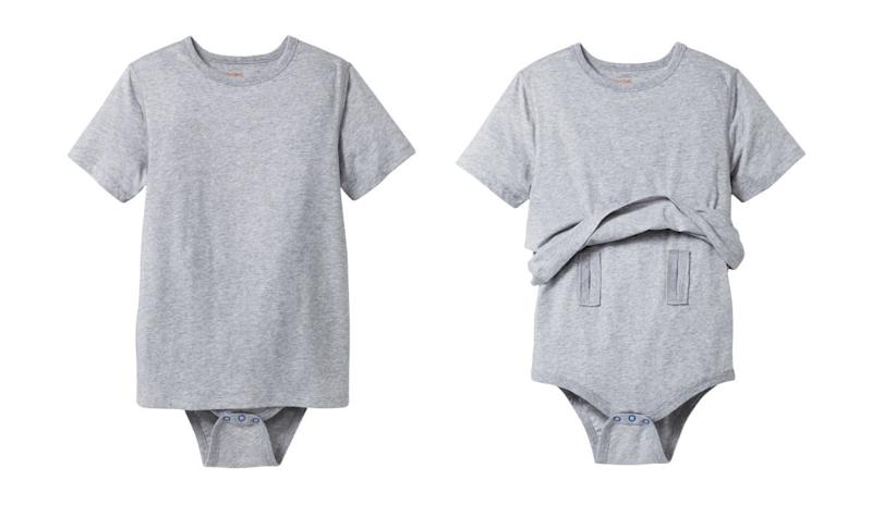 The new project also includes bodysuits. (Target)