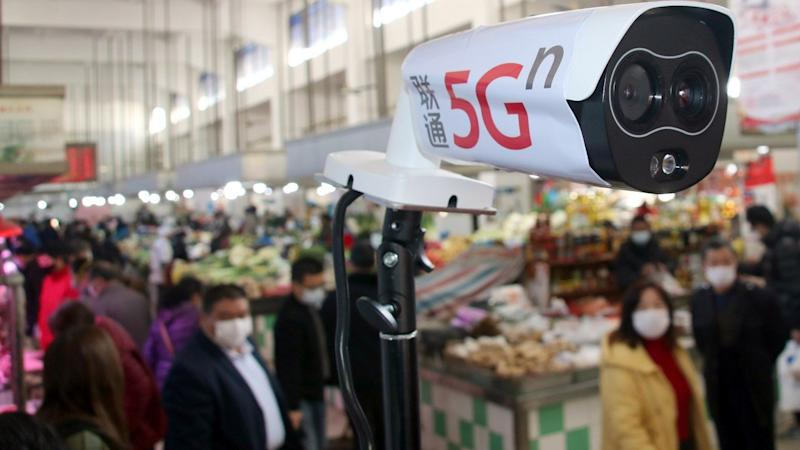 China maintains leading position in 5G networks despite effects of coronavirus, industry body says