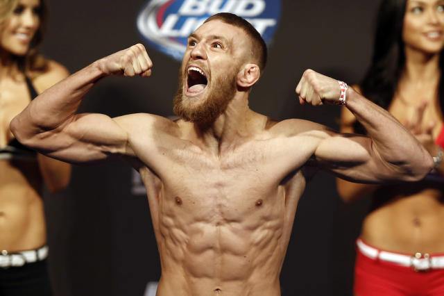 Coach says Conor McGregor much improved for UFC fight Night 46
