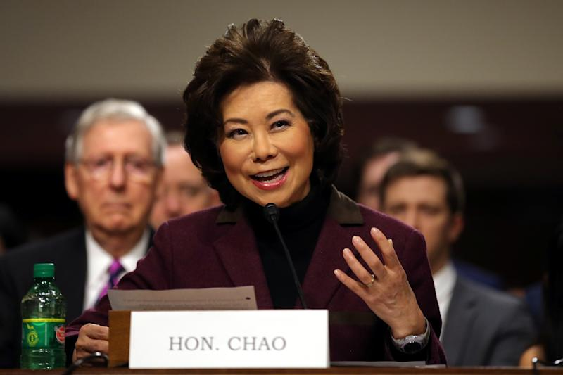 Elaine Chao Wants To Re-Evaluate Obama-Era Guidelines On Self-Driving Cars