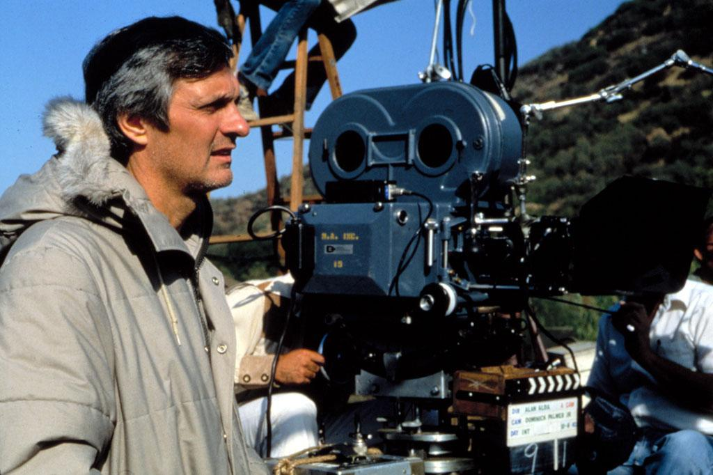 M*A*S*H, Alan Alda directing Final Episode, 'Goodbye, Farewell and Amen' aired 2/28/83.