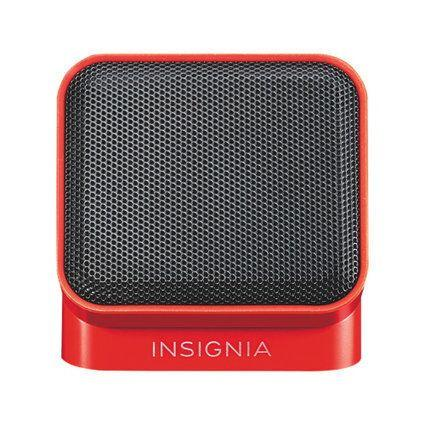 "<a href=""http://www.bestbuy.ca/en-CA/product/insignia-insignia-portable-line-in-speaker-ns-sp01-r-c-red-ns-sp01-r-c/10285355.aspx?path=87c126cb0dafaeae532e1034408dd5c9en02"" target=""_blank"">Insignia Portable Line-In Speaker In Red, $15, available at Best Buy</a>"