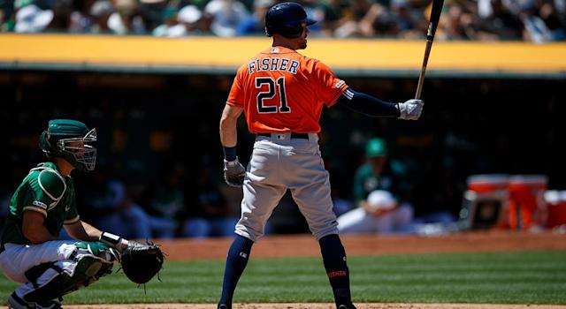 The Blue Jays have made a heavy bet on Derek Fisher. (Getty Images)