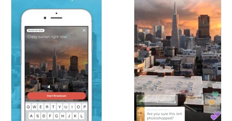 Twitter launches live broadcasting app Periscope