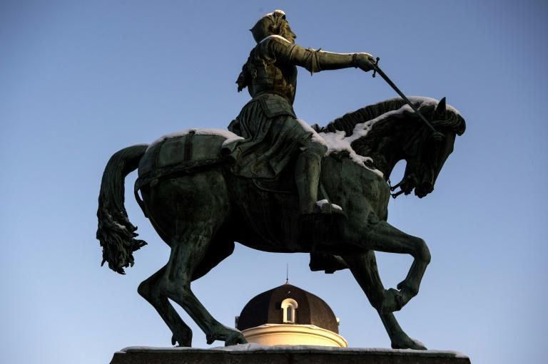 Joan of Arc, who was burned alive at the stake in 1431, is a heroine for many in France but is particularly venerated by the far-right