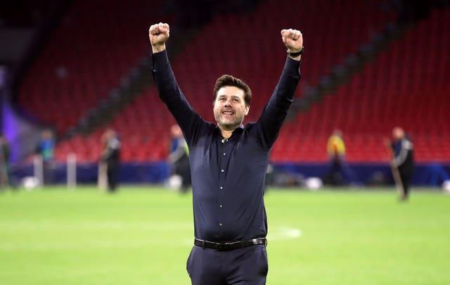 Pochettino enjoyed some memorable nights as Tottenham manager in his first spell