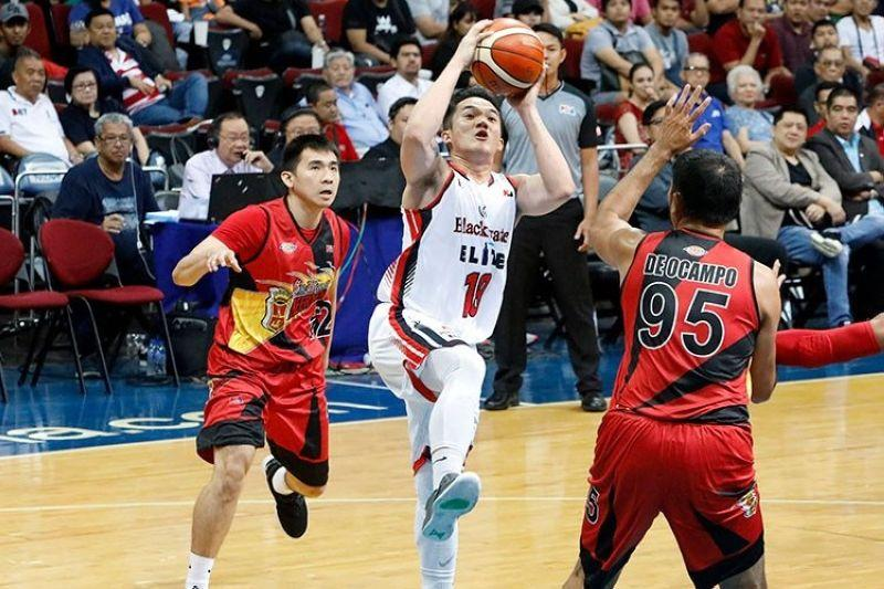 Paul Desiderio to athletes aspiring to play in Manila: Give it a shot!