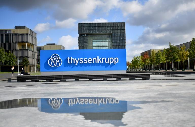 Thyssenkrupp is in the midst of a painful restructuring exacerbated by the pandemic