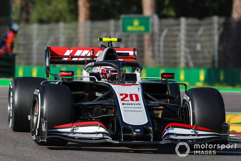 "Kevin Magnussen, Haas VF-20 <span class=""copyright"">Steven Tee / Motorsport Images</span>"