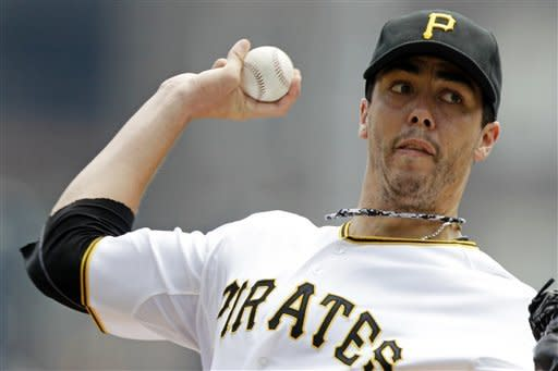 Pirates beat Marlins 3-0 for 5th straight win