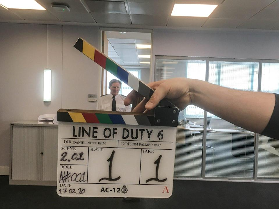 Line of Duty has finished filming its sixth season (World Productions)