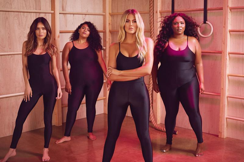 Khloé Kardashian launches Good American Activewear collection in Canada at Sport Chek