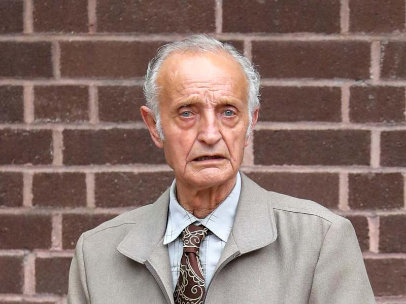 Ian Hemmens was jailed at Portsmouth Crown Court for nine months: Steve Parsons/PA