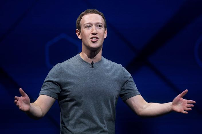 Facebook CEO Mark Zuckerberg is said to have doubled down on the company's hate-speech policies.