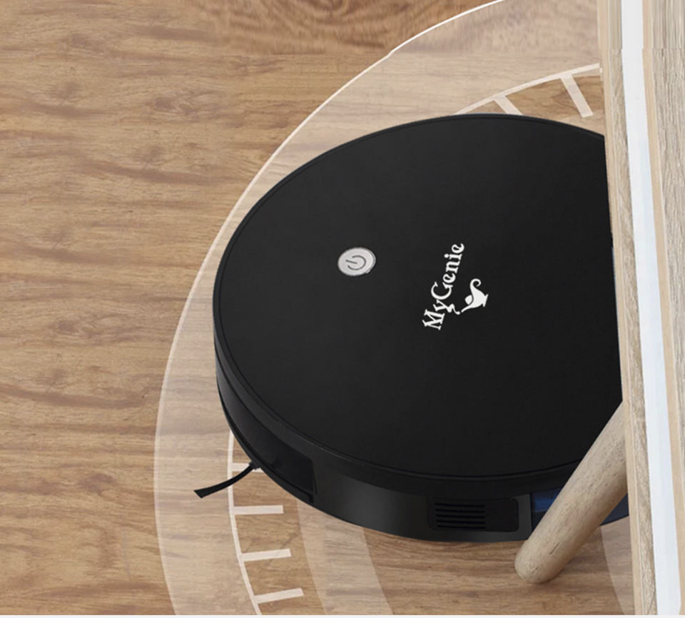 X-Sonic Robotic Vacuum Cleaner and Mop, MyGenie from Catch