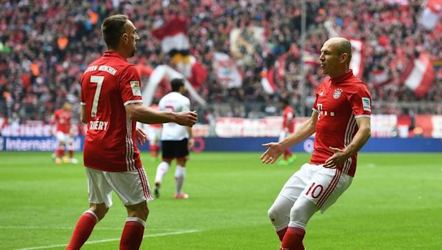 <p>Perhaps not overly surprising given their dominance of the Bundesliga in recent years, but Bayern have been as imperious as ever domestically under Carlo Ancelotti this season.</p> <br><p>The aforementioned Hoffenheim did inflict a rare defeat, their second of the season, earlier this month, and Mainz came close to producing a shock result on Saturday only to draw 2-2. </p> <br><p>Rivals Borussia Dortmund are the only other side that have beaten Bayern, winning 1-0 at the Westfalenstadion in November last year.</p>