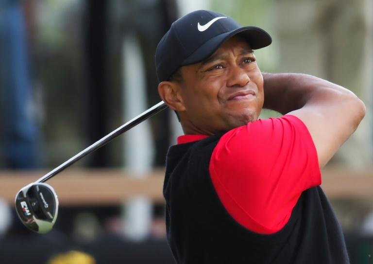 Tiger Woods will captain the United States team at next week's Presidents Cup golf in Melbourne