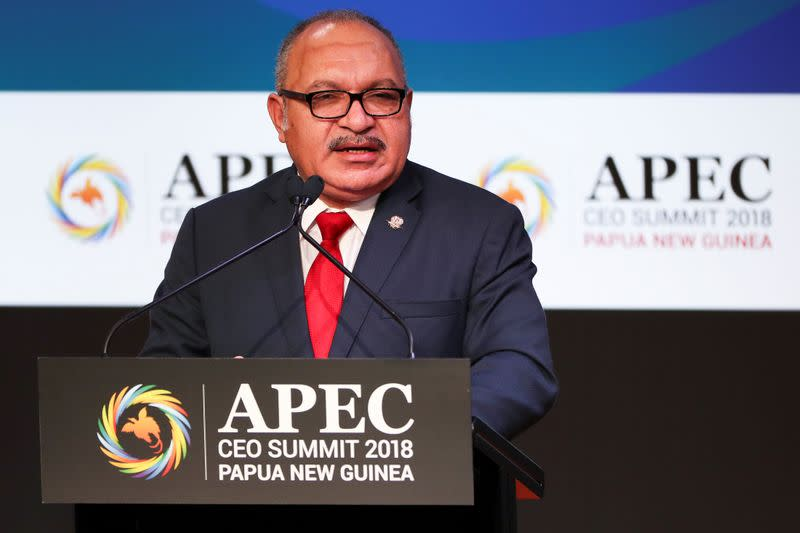 Papua New Guinea police arrest ex-PM O'Neill over alleged corruption
