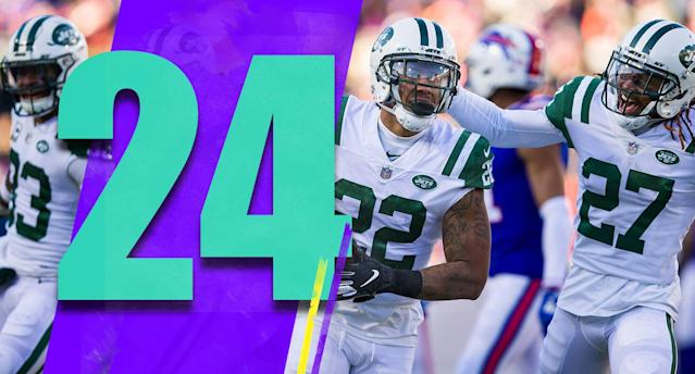 <p>Maybe it matters, maybe it doesn't, but it's a positive for Todd Bowles to avenge the worst loss of the Jets' season. The Jets were absolutely awful in a loss to the Bills a few weeks ago, but they pulled out a close win on Sunday. (Trumaine Johnson, Darryl Roberts) </p>