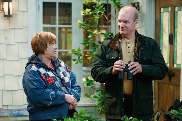 Kramer in a 2015 episode of <em>Good Luck Charlie</em> (Photo: Ron Tom/Disney Channel/Courtesy: Everett Collection)