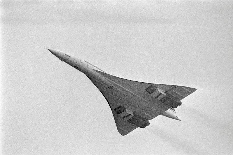 The Concorde was a marvel of technology and a commercial flop - much like the A380 (AFP Photo/-)