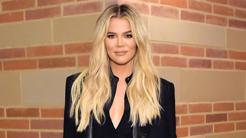 Khloe Kardashian Uses Confusing British, Southern Accent in Throwback Home Movie