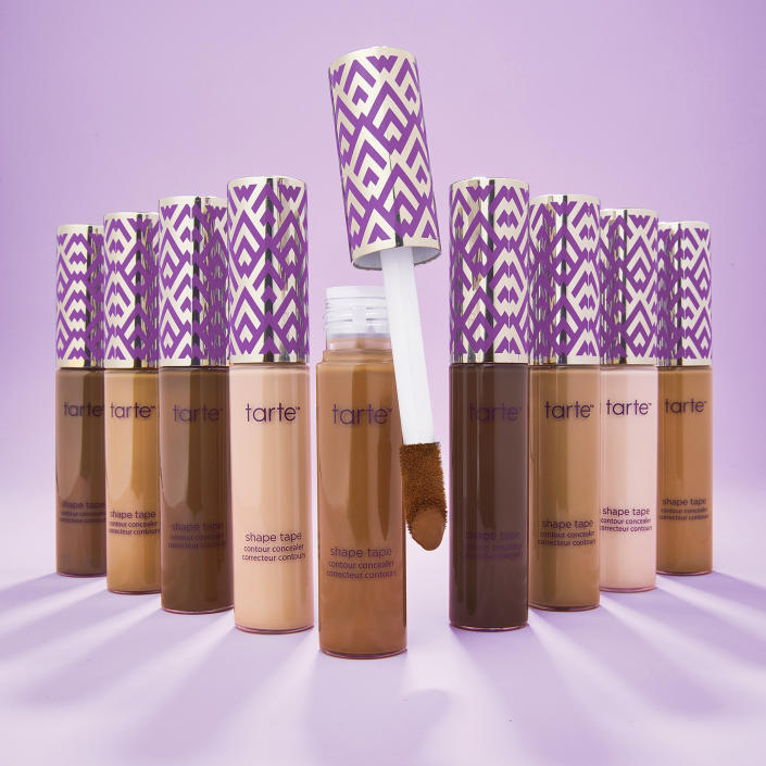 Tarte's top-rated Shape Tape Concealer is finally available in Canada. Image courtesy of Sephora.